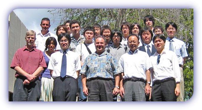 Saitama visit to UH